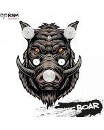 Boar___Schietkaarten_14x14___RAM_Targets_