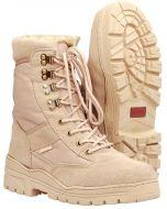 Sniper Boots beige