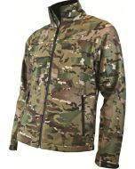 Softshell jas multicam