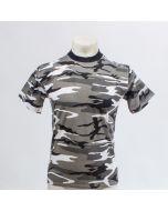 T shirt army korte mouw urban