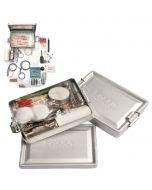 Survival kit aluminium box